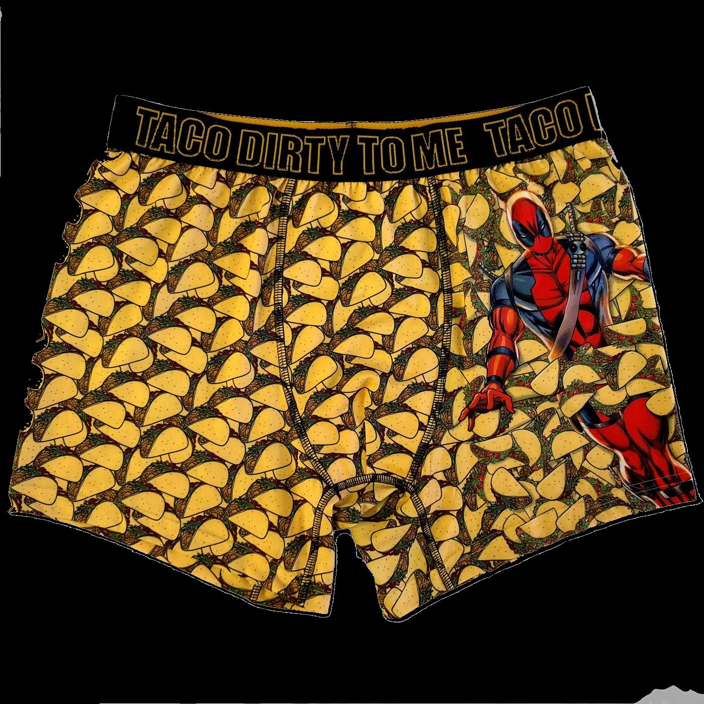 1319.Deadpool Boxers (style 1)