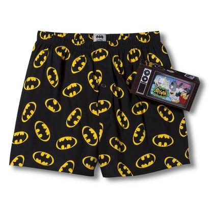 1468.Batman Boxer in TV Bank