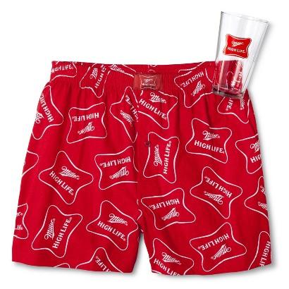 0977.Miller Beer Boxer Set