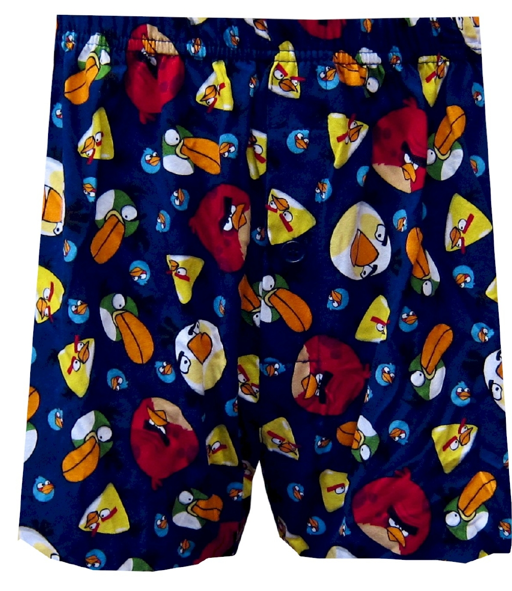 1786.Angry Birds •SPACE• Boxers