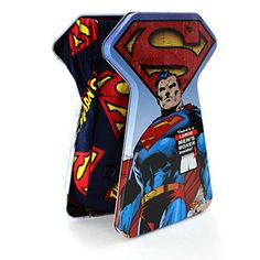 1945.Superman Boxers in Collector's Case